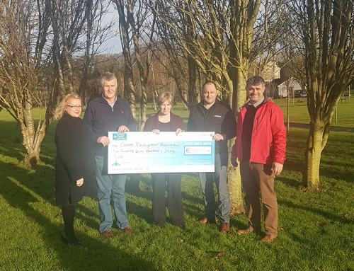 Sponsorship of Croom Town Park Orchard