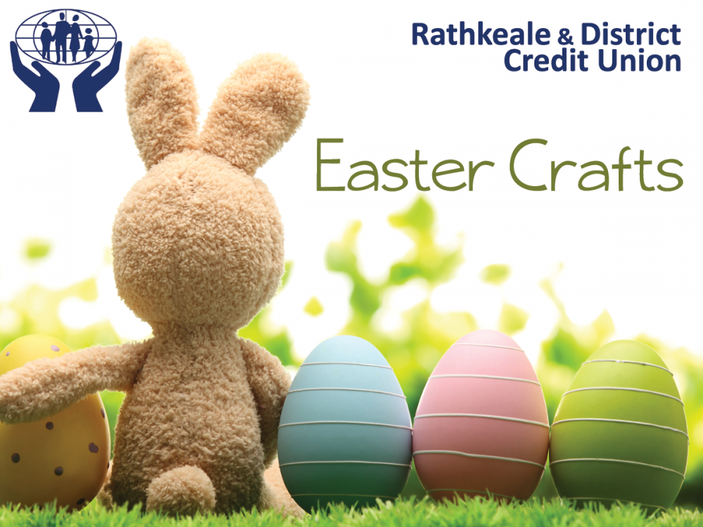 Easter Craft Ideas Keep The Kids Busy Rathkeale District