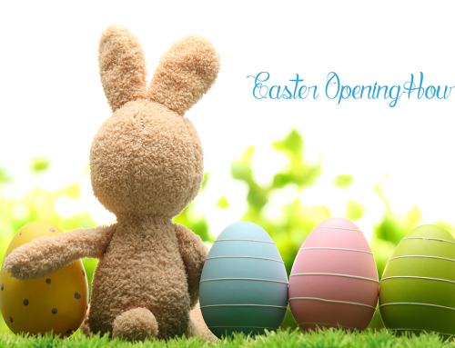 Easter Opening Hours 2021