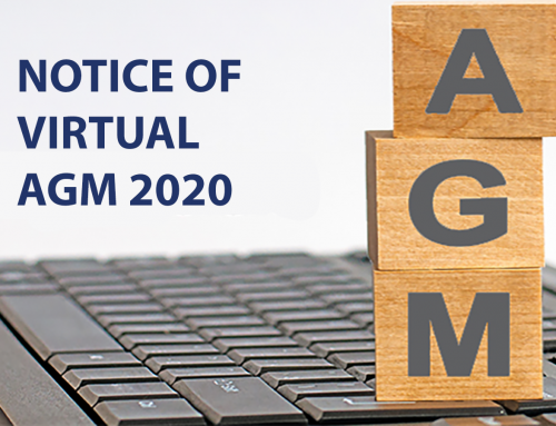 Notice of A.G.M. 2020