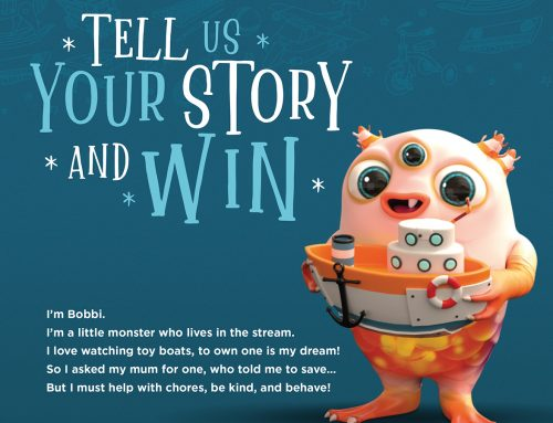 Tell Us Your Saver Story Competition